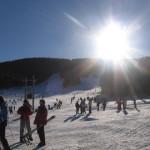 Partia de ski - Vartop